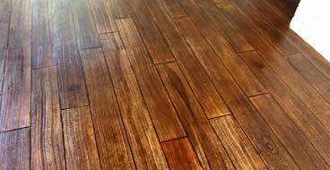 Rustic Wood Flooring