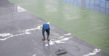 Industrial Epoxy Floor Coating Contractor